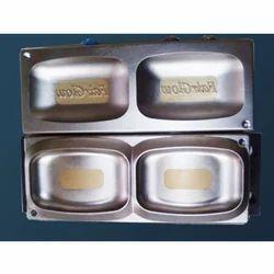 2 Cavity Soap Mould