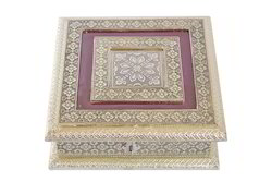 Antique Imitation Look Handmade Squared Decorative Box