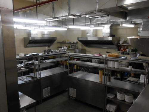 Commercial Kitchen Setup Lad Enterprises Manufacturer