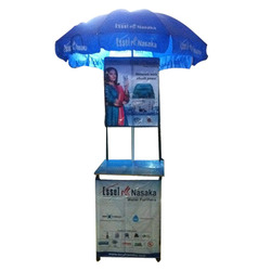 Table Demo Tent