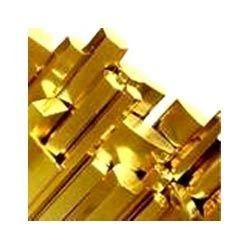 Hex Brass Flats