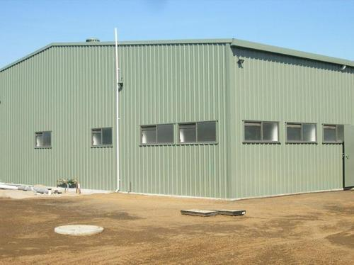 Charmant Industrial Storage Shed