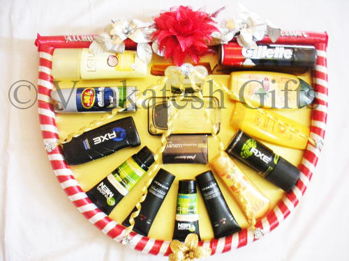 Wedding Cosmetic Tray At Rs 450 Pc Cosmetic Tray Id 2402118212