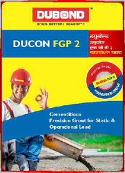 Foundation Grout GP2