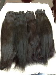 Human Black Hair Weave