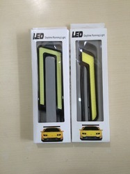 U Type DRL Light For Bumper