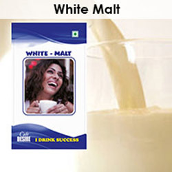 White Malt Health Drink
