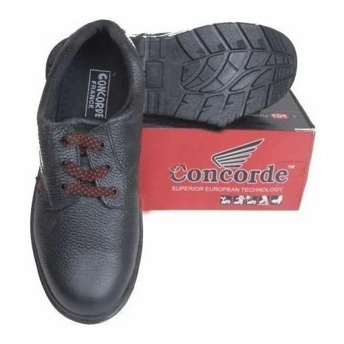 f7c4af1031f0 Leather Concorde Safety Shoes