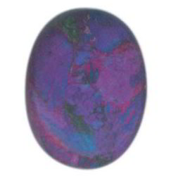 Mohave Purple Turquoise Stone