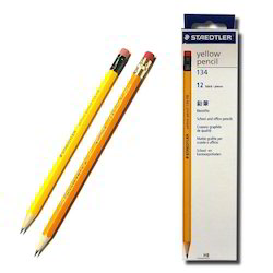 Staedtler Yellow Pencil