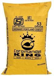 Coromandel King Cement, Packing Size: 50 kg, Packaging Type: PP Sack Bag