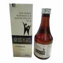 Anti-Oxidant Multivitamins & Essential Minerals Syrup