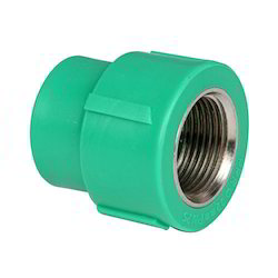 Plastic PPR Reducer Female Threaded Socket