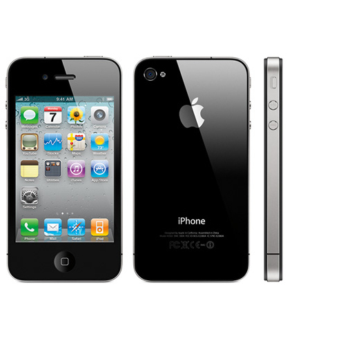 2dfc6bf2f16ce5 Apple iPhone 4S 16GB Mobile (Black) - SB Equipments
