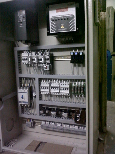 Ahu Amp Cond Unit Control Panel Ahu Manufacturer From Pune