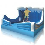 Wave Surfer Outdoor Inflatable Toy
