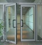 Aluminimum Glass Doors
