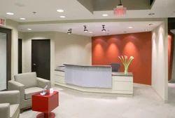 Superb Clinic Interior Designing Services