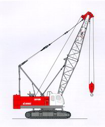 Fuwa Crawler Crane Repairing Services