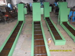 Hinged Belt Chip Conveyors