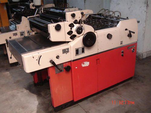 hamada mini offset hamada 612 offset press printing machines rh indiamart com hamada 600 cd user manual hamada 600 service manual