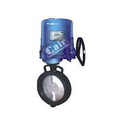 Electric Motor Butterfly Valve