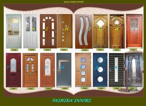 Wooden Glass Doors View Specifications Details Of Wooden Glass