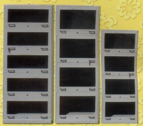 Steel Bookcase With Glass Door At Rs 9100 Piece Nandanvan Layout