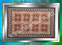 Kilim Rug And Durries