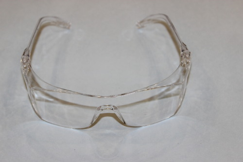 Transparent K-Line Safety Goggle