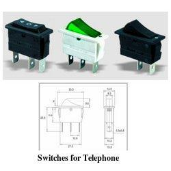 Switches for Telephone