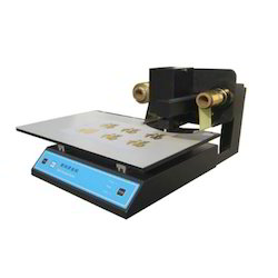 Digital Roll Hot Stamping Machine