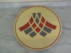 Brass Etching Logo