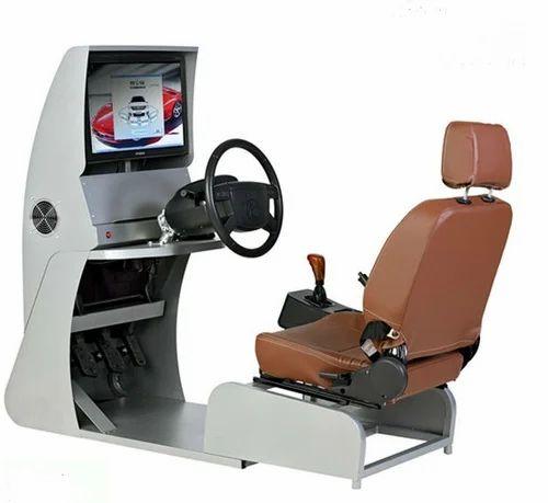 Car Driving Simulator - Portable Car Driving Simulator Manufacturer from  New Delhi