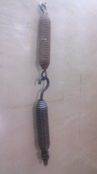 Conical Spring with Nut
