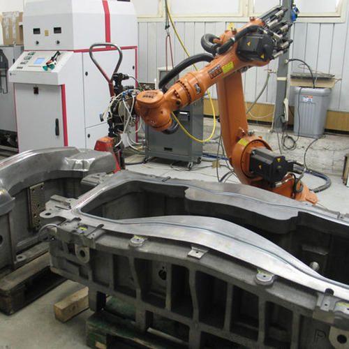 Laser Surface Hardening Machines Mould Amp Die Laser