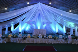 Event decoration in guwahati stage decoration junglespirit Choice Image