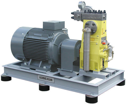 High Pressure Water Jetting System at Rs 4500000 /number | High ...