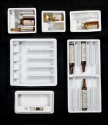 Medicine Packaging Tray