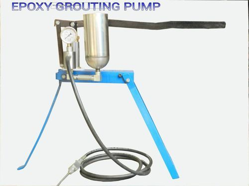 Grouting Pumps - Pu Epoxy Grouting Pump