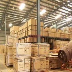 Mezzanine For Warehouse