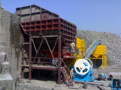 Grizzly Feeder for Jaw Crusher