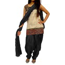 Black Patiala Salwar