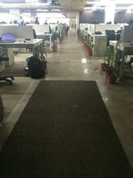 Office Concrete Floor Polishing Services