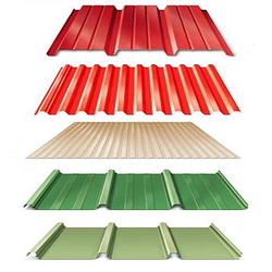 Metal Sheet Roofing