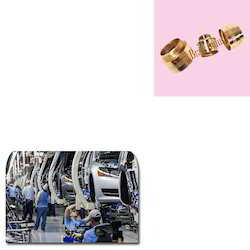 Brass Connector for Automobile Industry