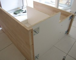Fixed Furniture Carpentry Service
