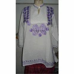 Ladies Fashion Cotton Top