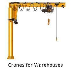 Cranes for Warehouses