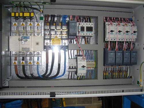 plc panel wiring services in navi mumbai ghansoli by sai rh indiamart com plc panel wiring plc panel wiring color code